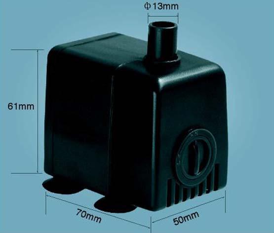 园林水族潜水泵hp4000
